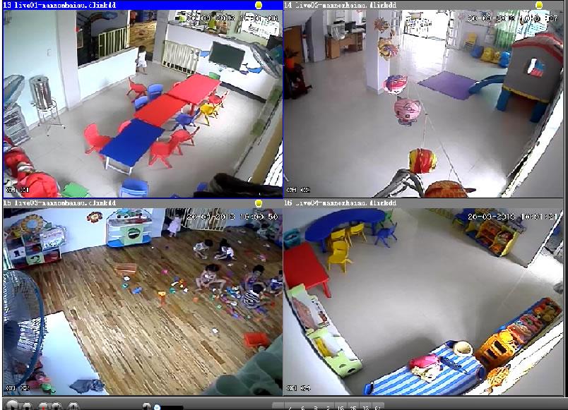 Giám sát an ninh trẻ em